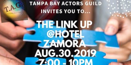 The Link up @Hotel Zamora tickets