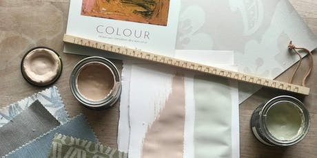 Interior Design Trio - #2 Confidence With Colour tickets