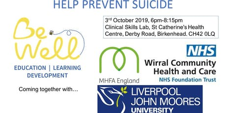 Help Prevent Suicide tickets