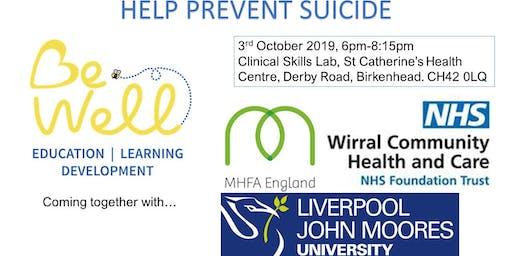 Help Prevent Suicide