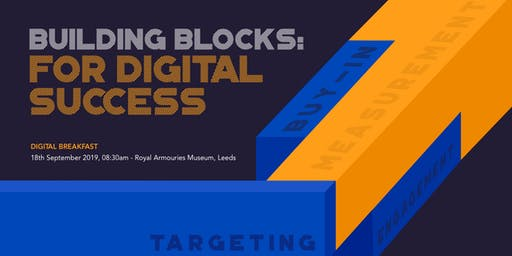 Mediaworks Building Blocks for Digital Success Yorkshire Breakfast