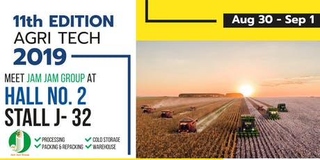 Agri Tech India 2019 tickets