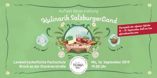 Auftakt Kulinarik SalzburgerLand