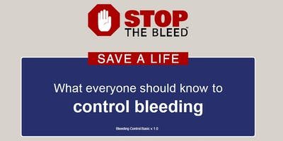 Stop The Bleed - Emergency Blood Loss Control & Tourniquet Training