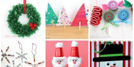 Children's Christmas Creative Craft Workshop tickets