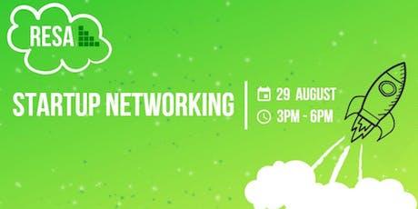 RESA Startup  Networking tickets