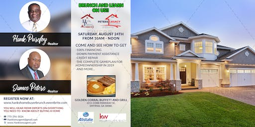 Stop Renting and Start Owning! Free Homebuying Brunch!