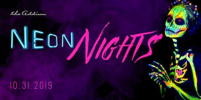 "Halloween at the Addison presents ""Neon Nights"""