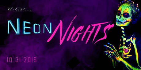 "Halloween at the Addison presents ""Neon Nights"" tickets"