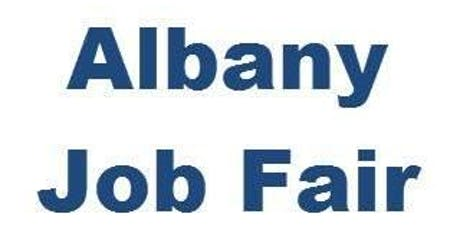 Albany Job Fair April 22, 2020 tickets
