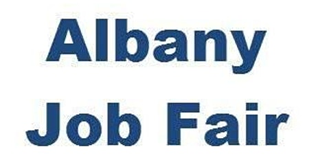 Albany Job Fair July 22, 2020 tickets