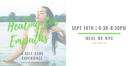 Healing for Empaths: A Self-Care Experience tickets