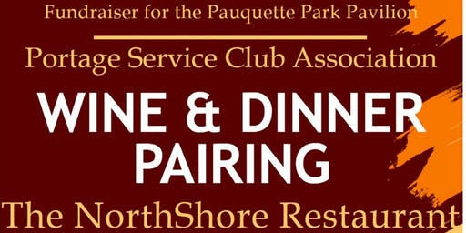Portage Wine & Dinner Pairing