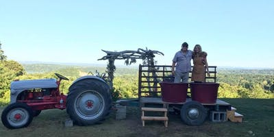 event image Hudson Valley October Grape Stomping Festival