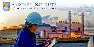 The Original Environmental Compliance Bootcamp San Antonio, TX April 2020