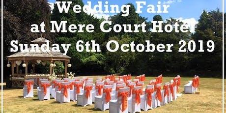 Knutsford Wedding Fair tickets