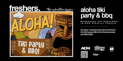 Aloha Tiki Party & BBQ