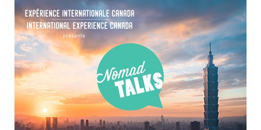NomadTALKS - Montréal