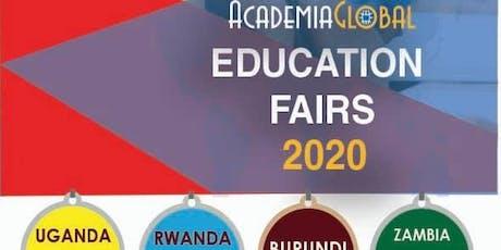ACADEMIA GLOBAL EDUCATION FAIRS FEBRUARY 2020 tickets