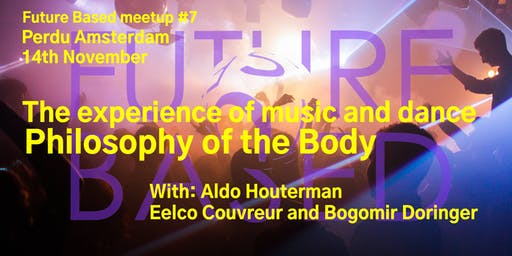 Philosophy of the Body: the experience of music an