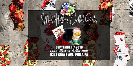 Mad Hatter's Cocktail Party tickets