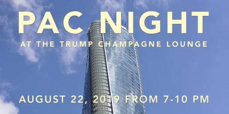PAC Night at Trump International Hotel & Tower Vancouver tickets