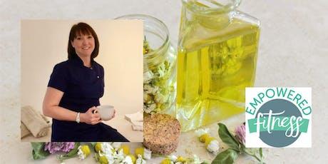 Lifestyle Lab: Aromatherapy for Menopause & Sleep tickets