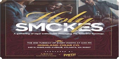 Holy Smokes September Gathering tickets