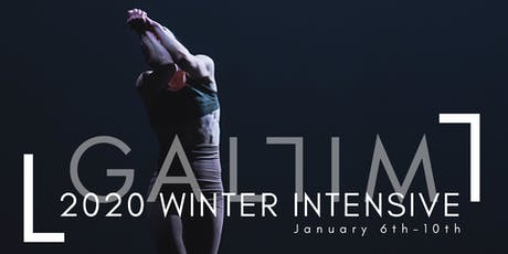 Gallim 2020 Winter Intensive tickets