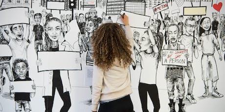 I Am Making Art: Comic Stories tickets