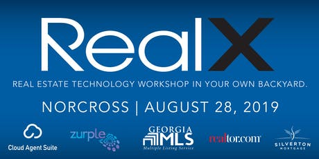 REALx Workshop ATL 19 w Zurple powered by Xplode Conference tickets