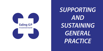 25th September Ealing GP Federation AGM and Quarterly Conference
