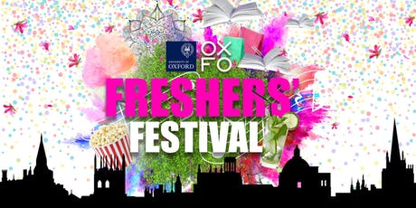 Foundry Freshers Festival 2019 tickets
