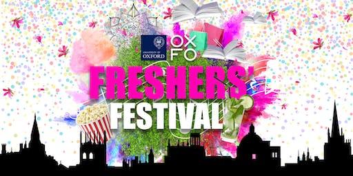 Foundry Freshers Festival 2019