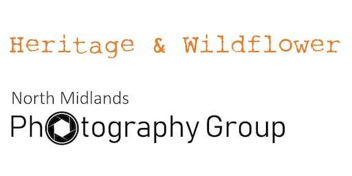 Heritage Building & Wildflower Photo-shoot