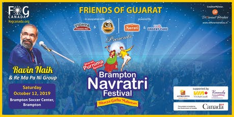 Brampton Navratri Festival - Sharad Purnima Special tickets