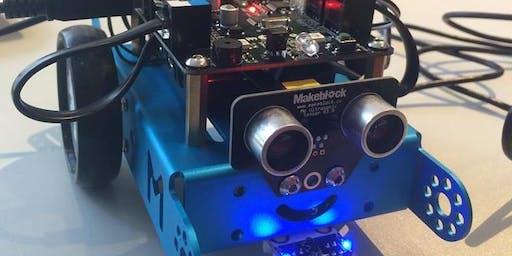 Einmaliger Workshop Robotik (8-12 Jahre)