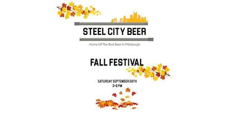 Steel City Fall Festival tickets