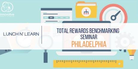 2019 Benchmarking Seminar 10/3/19 Philly tickets