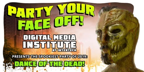 DMII Halloween Party-Dance of the Dead tickets