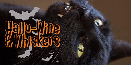 Hallo-Wine and Whiskers tickets