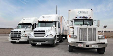 Durham College Trucking Job Fair tickets