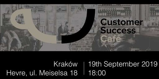 Customer Success Cafè Kraków