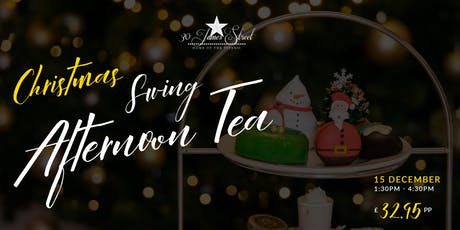 Christmas Swing Afternoon Tea tickets