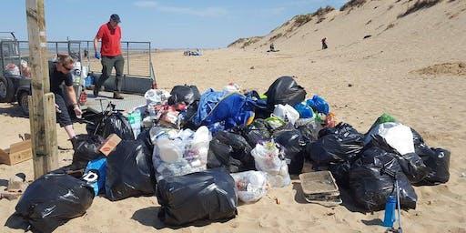 Formby Beach Clean - 2 September
