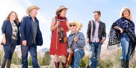 Sagebrush Rebels with Cowboy Dinner tickets