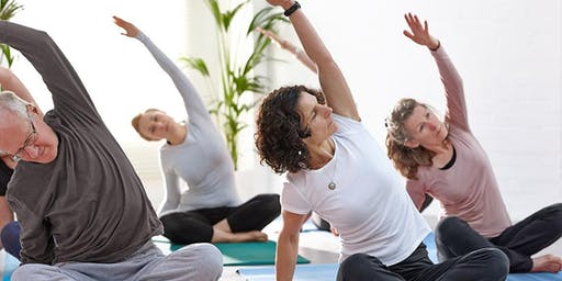 Trauma-Sensitive Yoga for Healing & Self-Regulation - Four Week Course