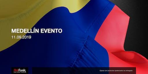 Evento de HotForex en Medellín