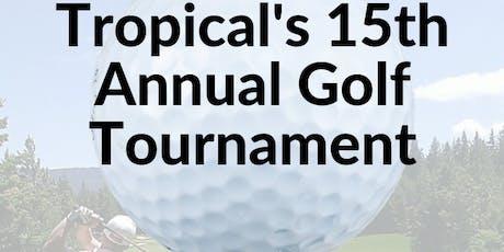 2019 15th Annual Tropical Beachside Golf Tournament tickets