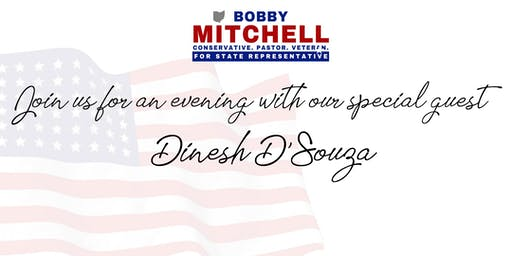 An Evening with Dinesh D'Souza and Bobby Mitchell